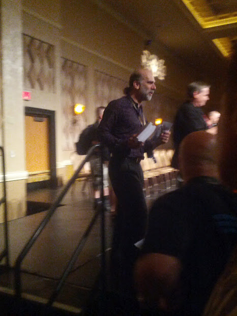Bruce Schneier being miscellaneously badass