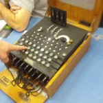 Legit enigma machine